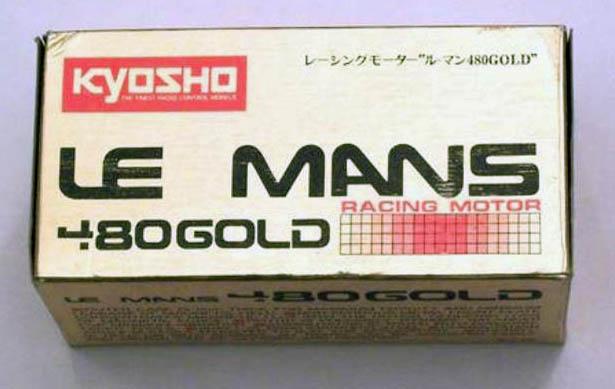 LeMans 480 Gold